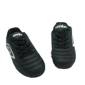 Umbro Youth Boys Black And Green Soccer Cleats 11T